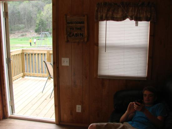 Raccoon Mountain RV Park and Campground: Cabin #9