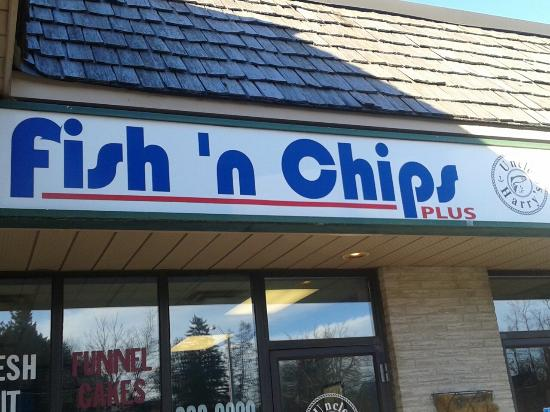 Uncle harry 39 s fish and chips plus erin restaurant for Best place for fish and chips near me