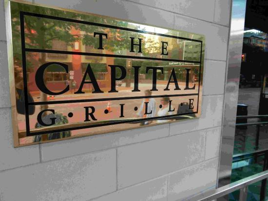 The Capital Grille : Capital Grille #12