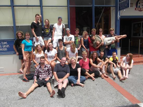 Archies Bunker Backpackers: Good vibrations!