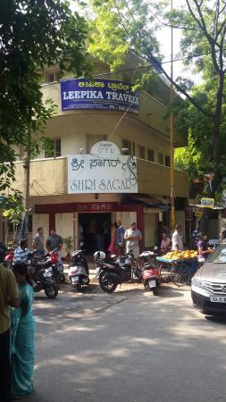 Sri Sagar (formerly Central Tiffin Room): Shree sagar also known as CTR