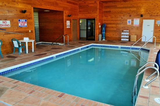 Days Inn & Suites Madison: Indoor Pool