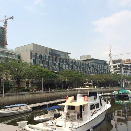 Hotel Facade And Marina Picture Of Hotel Jen Puteri Harbour Johor