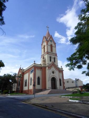 Igreja Matriz Nossa Senhora do Monte Serrat
