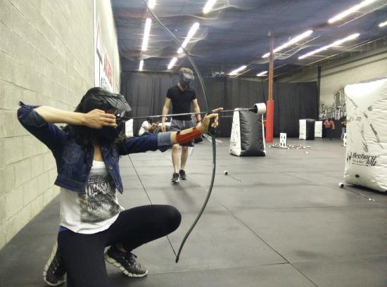 Archery Terminal