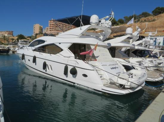 El Toro, Spain: Sunseeker Manhattan 60 INDIGOSUN