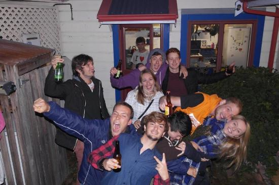 Stables Lodge Backpackers: Good times!