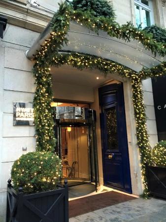 Hotel Hyatt Paris Madeleine Tripadvisor