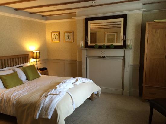 The Grange Guest House : Bedroom