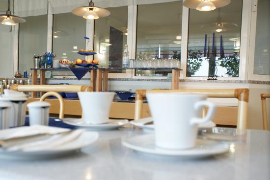 Hotel Herian : Frühstücksraum