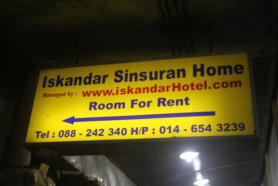 Iskandar Sinsuran Guesthouse