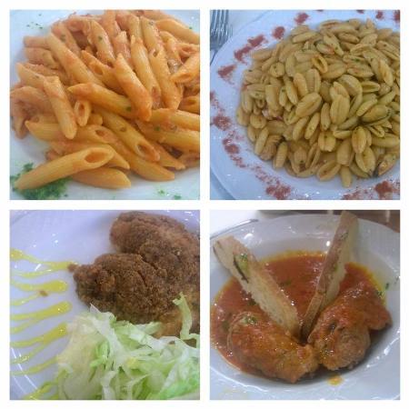 Atena Lucana, Ιταλία: Cena
