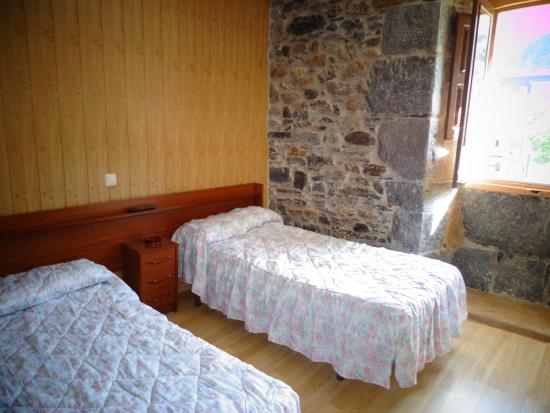 Oyarbide Hotel: con vistas