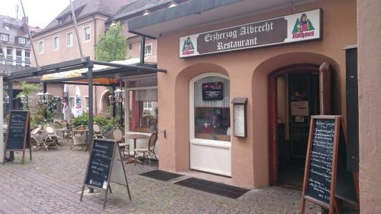Restaurant Erzherzog-Albrecht