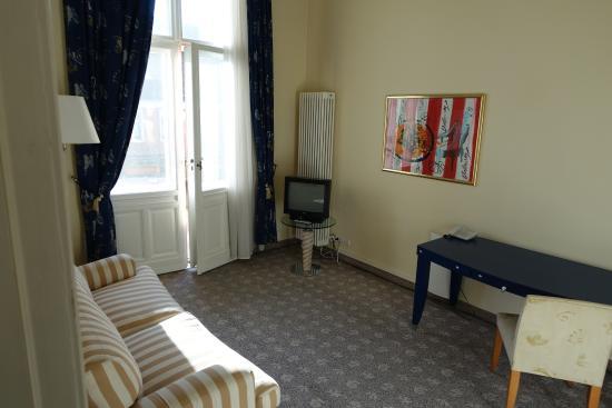 NH Potsdam: zweites Zimmer Suite