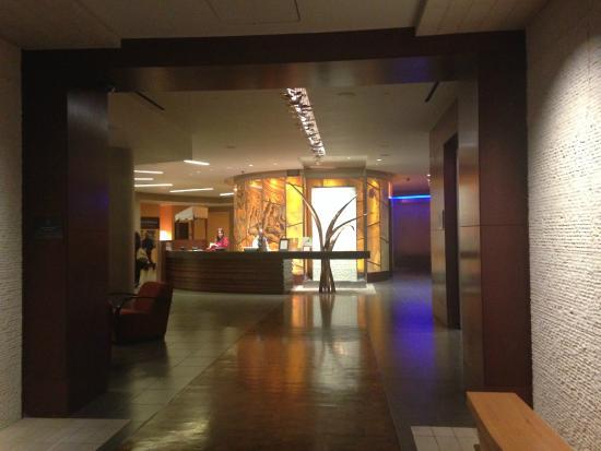 Canyon Ranch SpaClub - Las Vegas: Main Reception