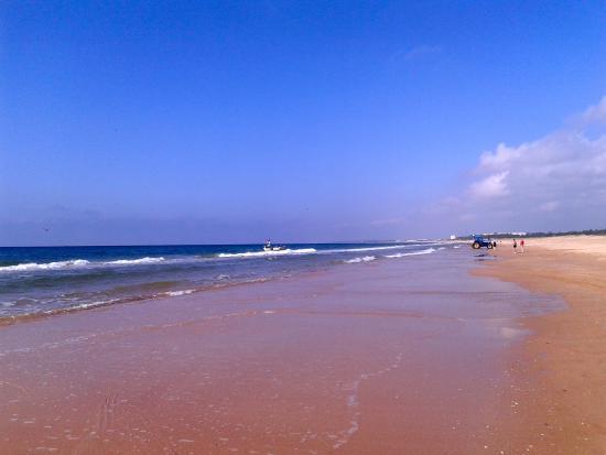 Calema Aparthotel: Strand ,Beach Monte Gordo,Portugal