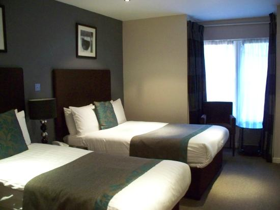 The Lodge Hotel, Putney : Chambre 62