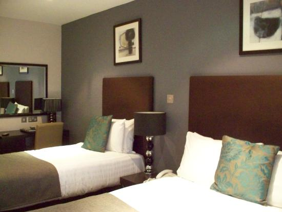 The Lodge Hotel, Putney : Chambre triple 62