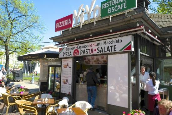 Trattoria Pizzeria Vivo