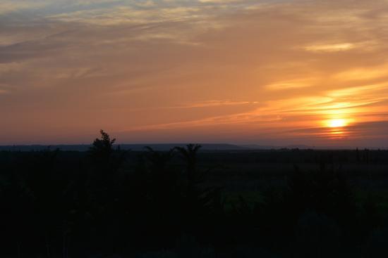 Riad Le Ksar de Fes: Coucher de soleil