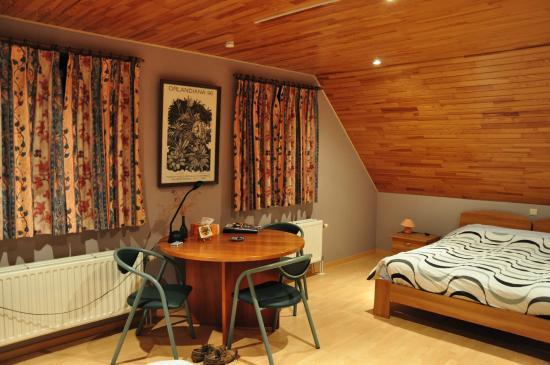 't Latemsdal: Bedroom.