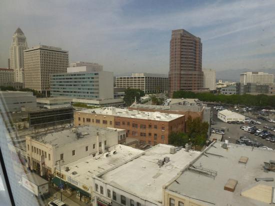Miyako Hotel Los Angeles: View