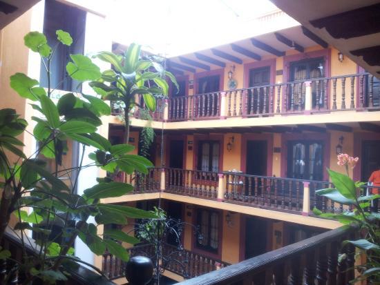 La Catedral: style hacienda