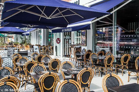 au bureau french restaurant 18 rue du bassin d 39 austerlitz in strasbourg fr tips and. Black Bedroom Furniture Sets. Home Design Ideas