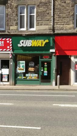 Subway Bishopbriggs