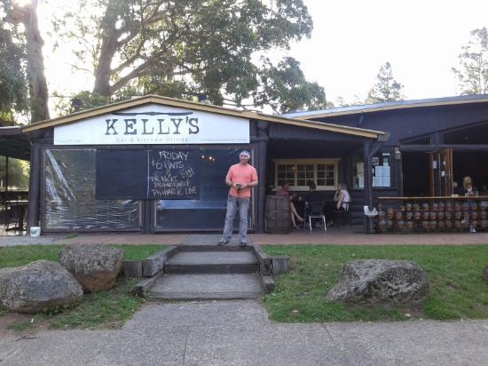 Kelly's Bar and Kitchen: Kelly's bar & Kitchen