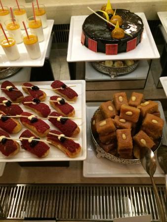 Citrus: Buffet dolci