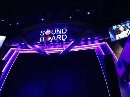 ‪Sound Board Theater‬