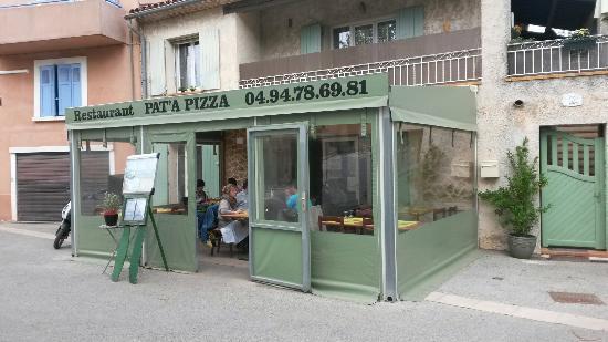 Pat-a-pizza