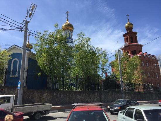 Свято успенский собор г. Новороссийска