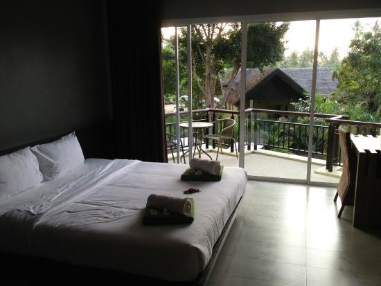 Panalee Resort : hotel room