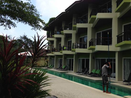 Panalee Resort : hotel