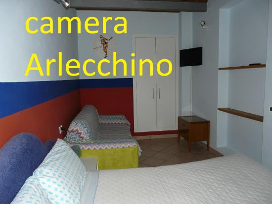 Bed & Breakfast Bergamum : camera
