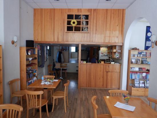 St. John Cafe Shop : Innen