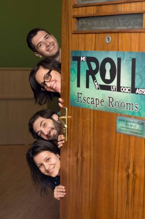 Photo of Tourist Attraction TROLL Escape Rooms at Bulevard Balcescu Nicolae 9, Bucharest 010042, Romania