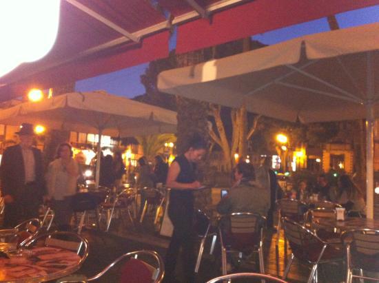 Godt å Sitte Ute Hos Hotel Madrid Las Palmas Picture Of Hotel