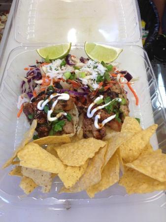 Tropi-Cali Food Truck