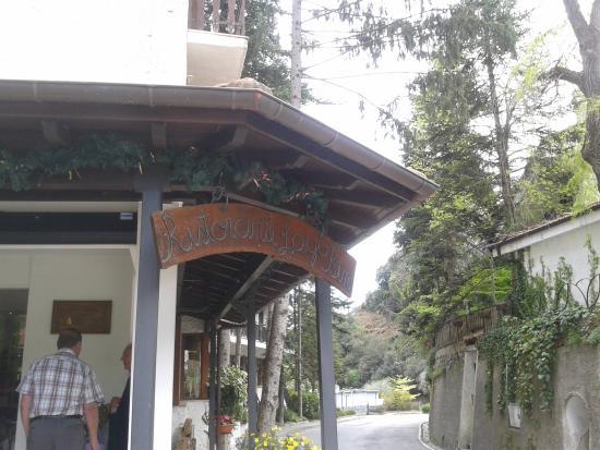 Hotel Lago Bin : Ingresso