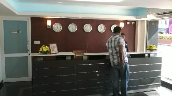 Great Southern Hotel (GSH) Colombo : GSH LOBBY