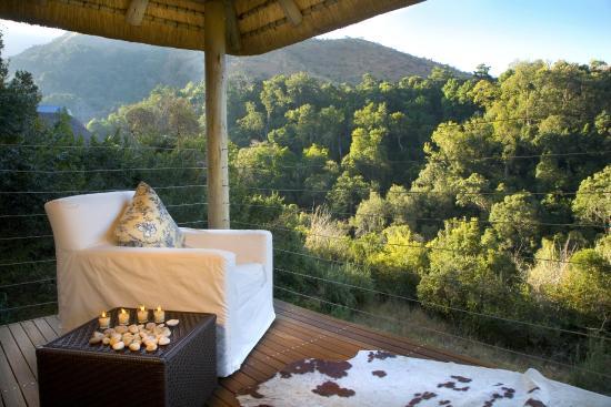 Cavern Drakensberg Resort & Spa: Spa in the Forest