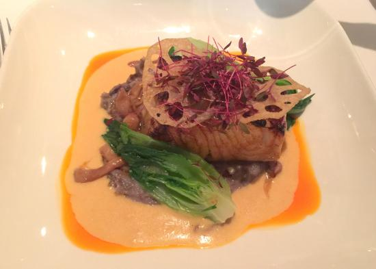 Cafe Ponte : Chilean Sea Bass