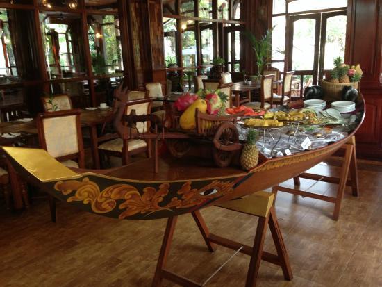 Sayana Hotel & Spa: Restaurante
