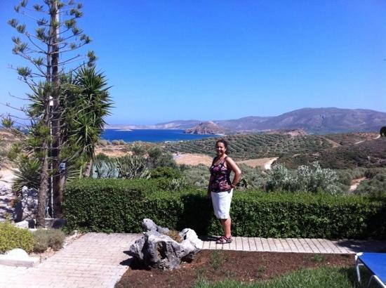 Villa Amalia: beautiful view