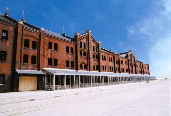 ‪Yokohama Red Brick Warehouse‬