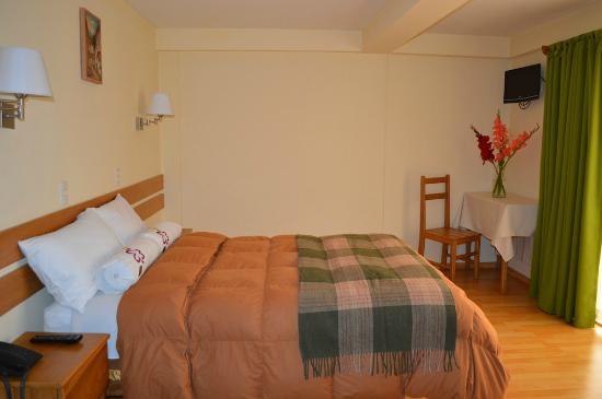 Florida del Inca Hotel: Habitación Individual